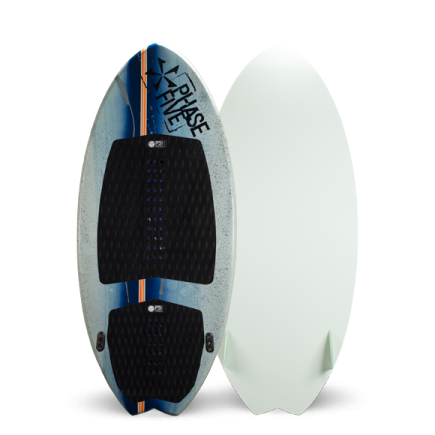 Phase Five Fish Wakesurf Board