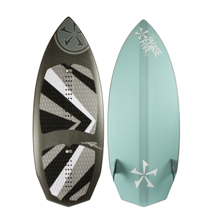 2016 Phase Five Aku Surf Wakesurf Board