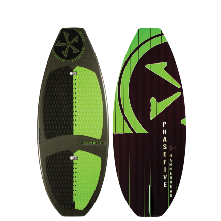 2016 Phase Five Hammerhead Wakesurf Board