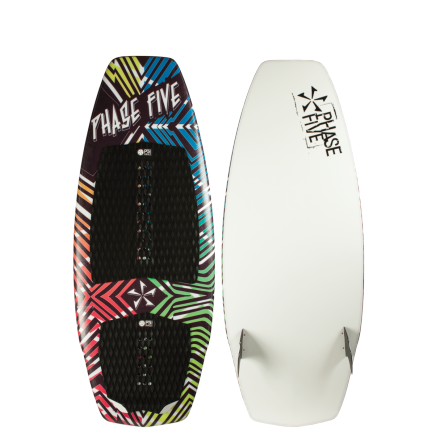 2016 Phase Five Jam Surf Wakesurf Board