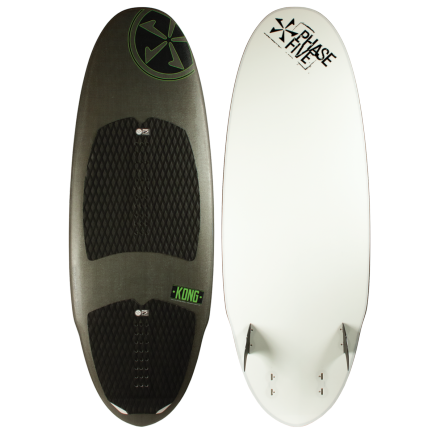 2016 Phase Five Kong Surf Wakesurf Board