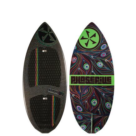 2016 Phase Five Diamond Luv Wakesurf Board