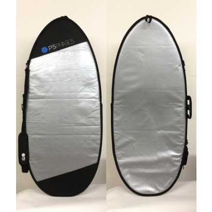 Phase Five Standard Board Bag - Blue Wakesurf Bag