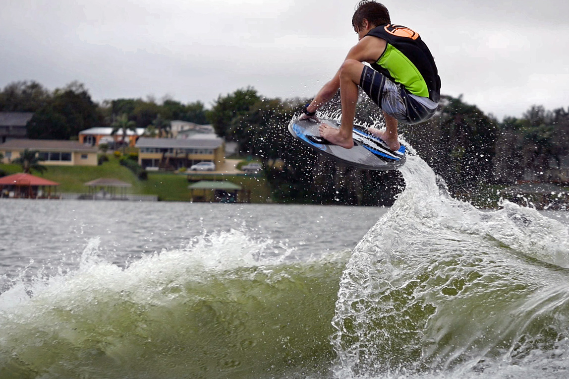 Wake surf lessons in atlanta, ga